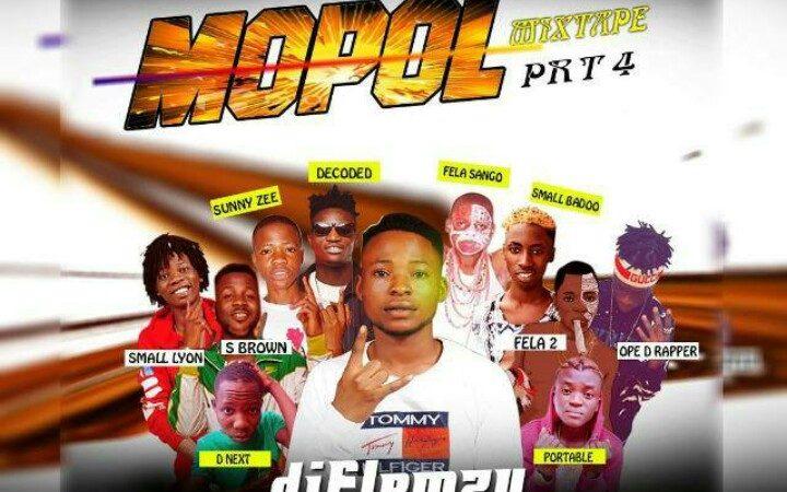 DJ Flemzy - MOPOL Part 4 [Mixtape] | Hitvibz