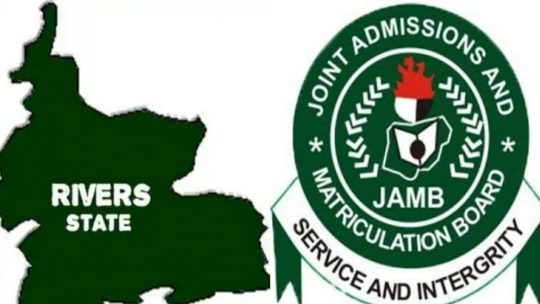 Rivers state JAMB